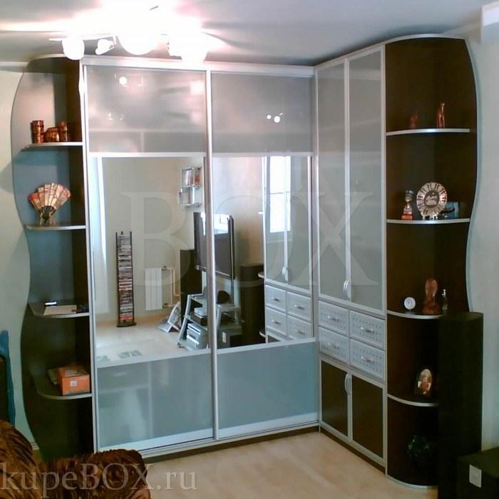 Угловые шкафы на заказ - вместительные и стильные элементы л.