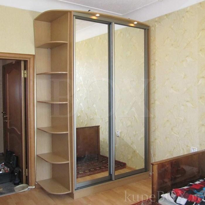 Фото шкаф купе в спальню классический